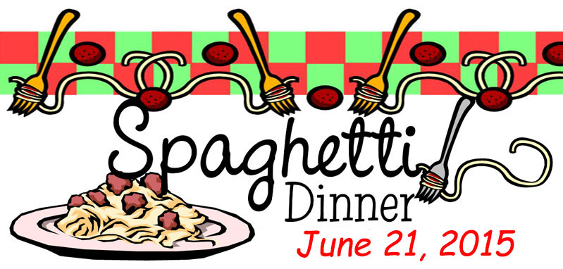 Father's Day Spaghetti Dinner
